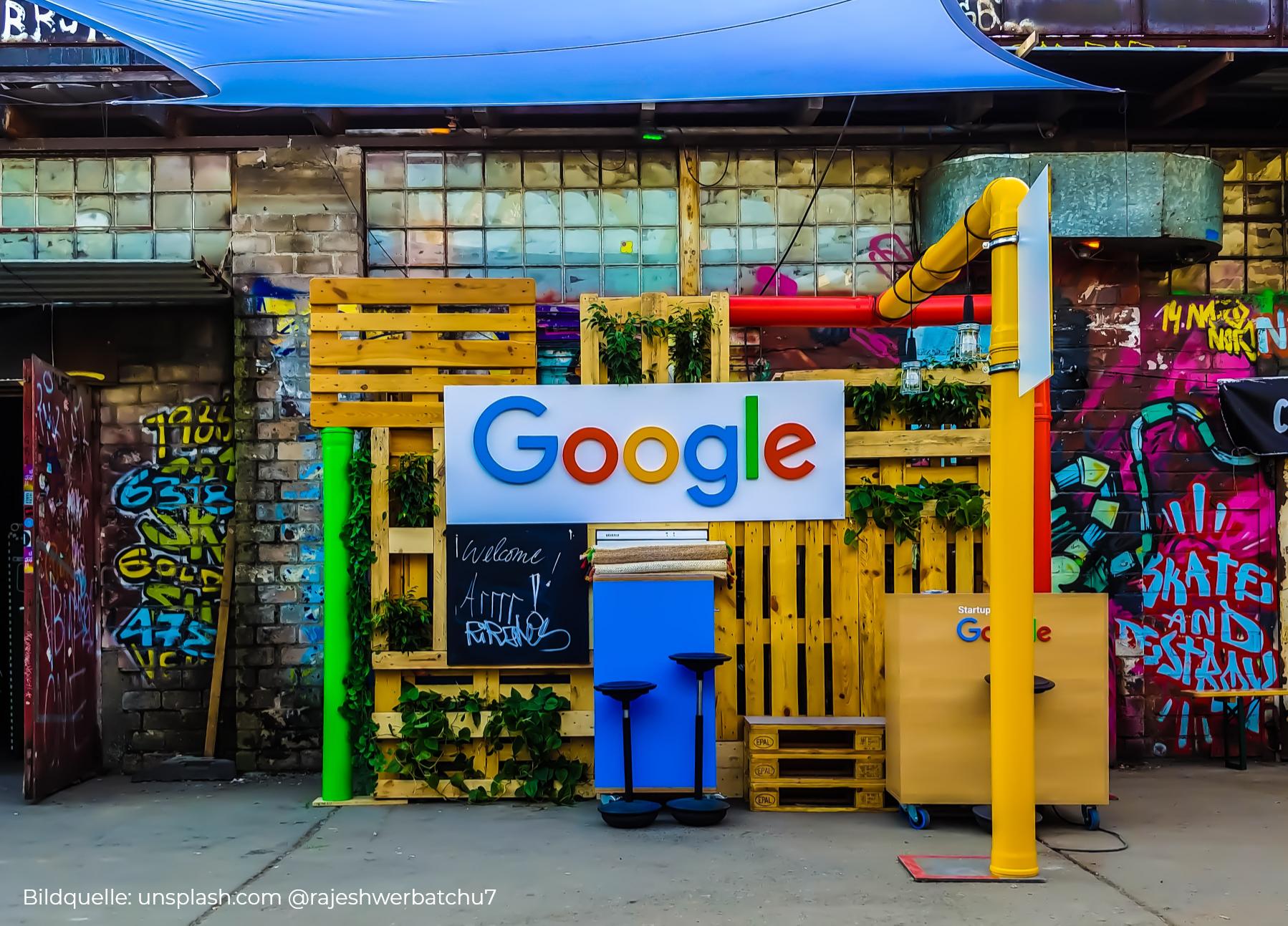 Bessere Google Platzierung für Unternehmen 1